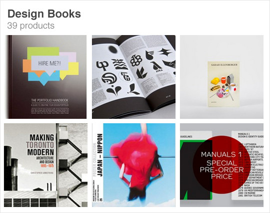 Wanelo featured dave designbooks