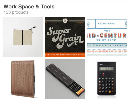 Wanelo featured dave workspace