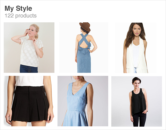 Wanelo featured sara mystyle