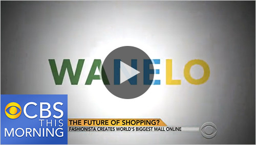 Wanelo press video cbs
