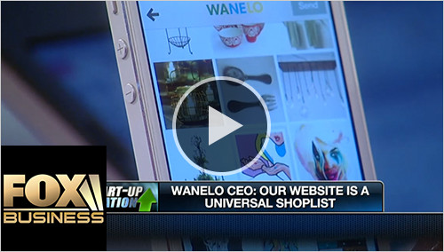 Wanelo press video fox