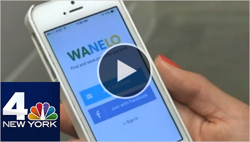 Wanelo press video nbcny