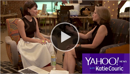 Wanelo press video yahoo
